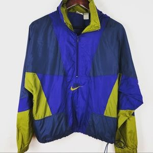 Vintage Nike  Windbreaker Size Small